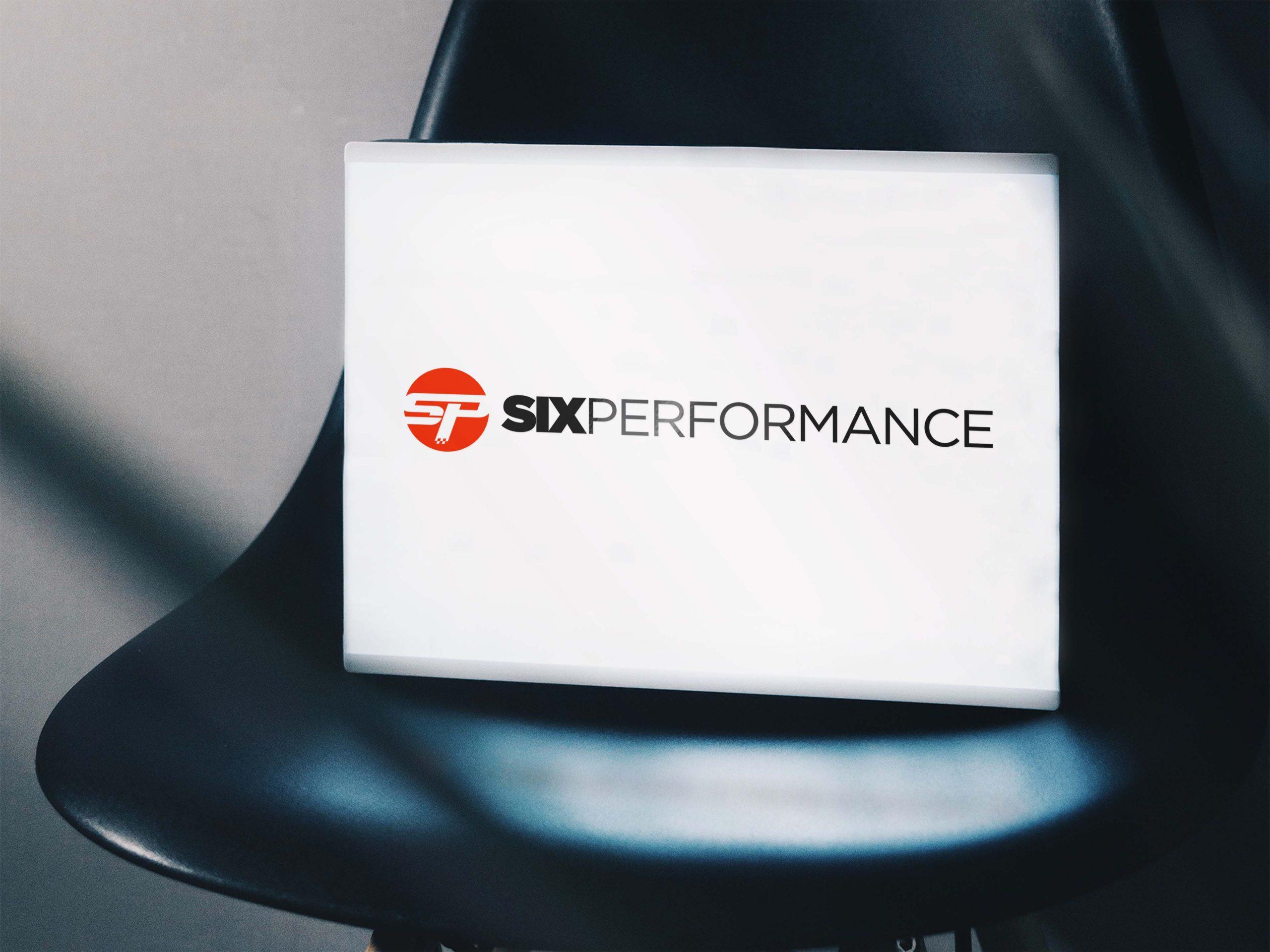 Six Performance Car Racing Logo Design