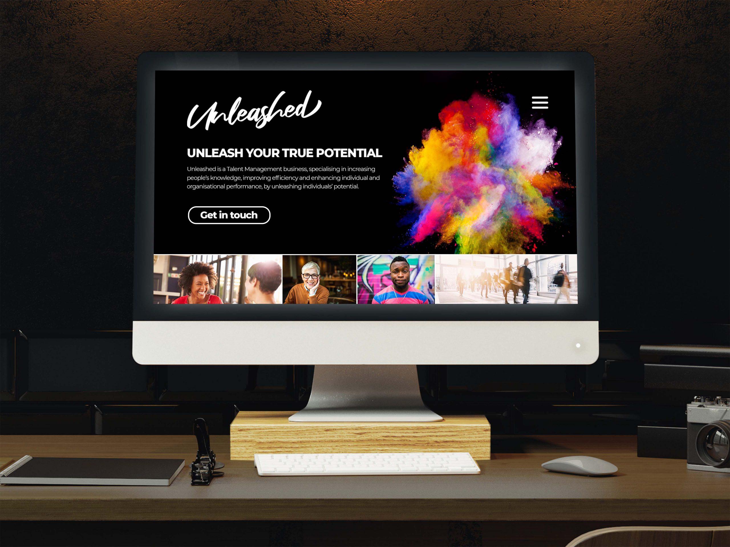 Unleashed Website Design