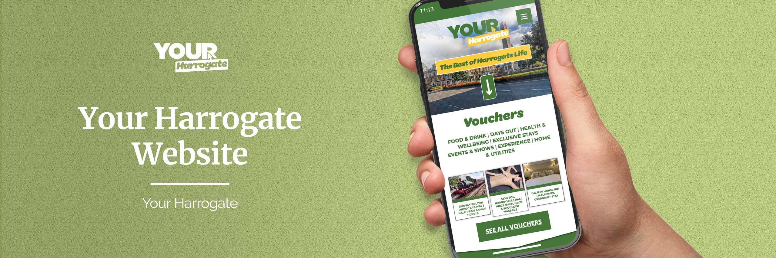 Your Harrogate Website Design